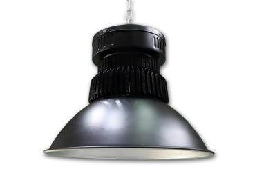 150 Watt TXL LED Hallenstrahler Highbay IP54  15000lm A+ Alu - Schwarz