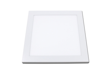 LED Panel wasserdicht 30x30cm in ceramicweiß 18 Watt IP65 Lichtfarbe neutralweiß
