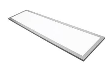 LED Panel wasserdicht IP65 silbermetallic