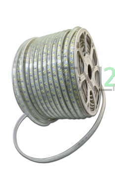 LED Strip IP67 CCT 230Volt 5730 SMD 120St./m Lichtfarbe  3000-4500-6500K mit Fernbedienung 1 Set
