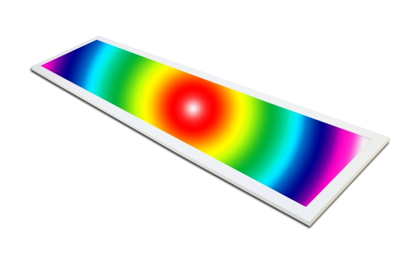 CCT LED Panel RGB 120x30